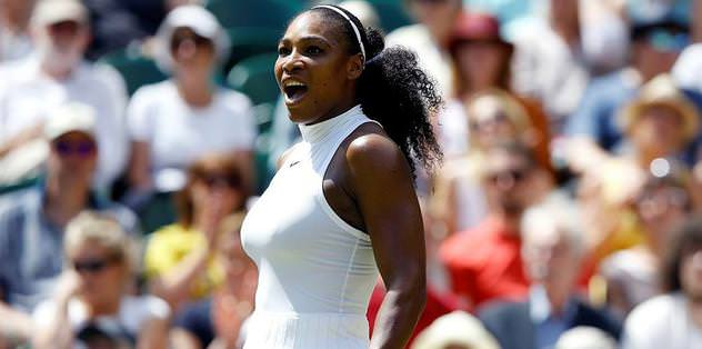 Serena Williams finalde
