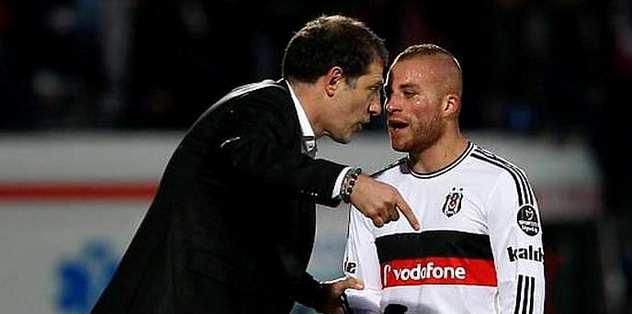 Beşiktaş KAP'a bildirdi