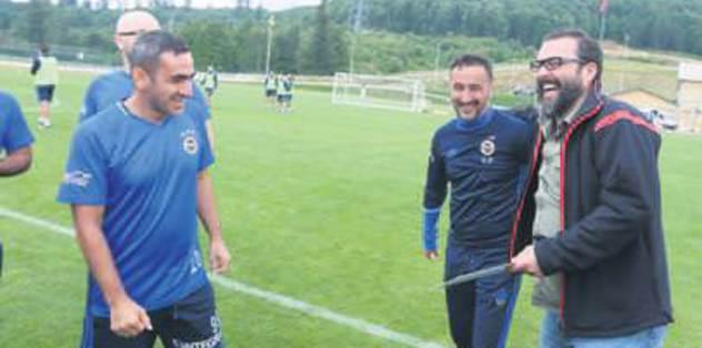 Basına yarım düzine gol: 6-2