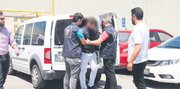 Kuşku'yu bıçaklayan zanlı dün yakalandı