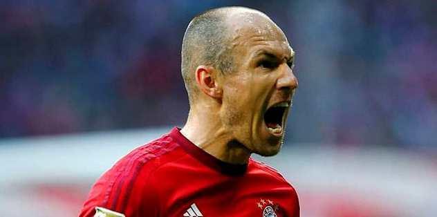 Robben'den 'Beşiktaş' açıklaması