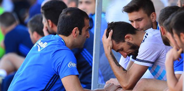 Fenerbahçe'yi sarsan sakatlık
