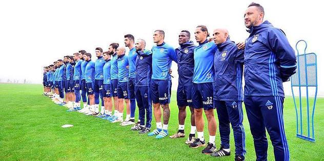 Fenerbahçe Düzce'den ayrıldı