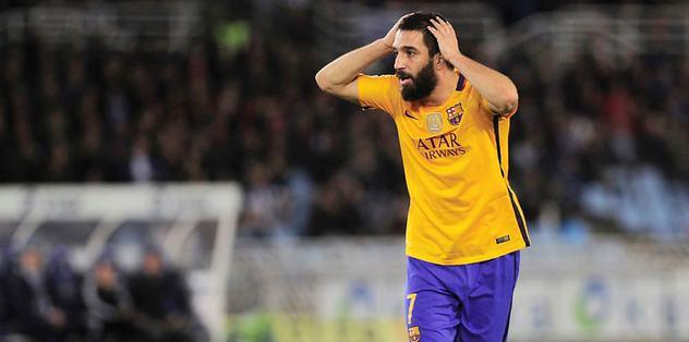 Barça, Arda Turan'ı satış listesine koydu