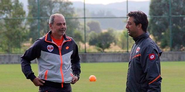 Adanaspor'da transfer zamanı