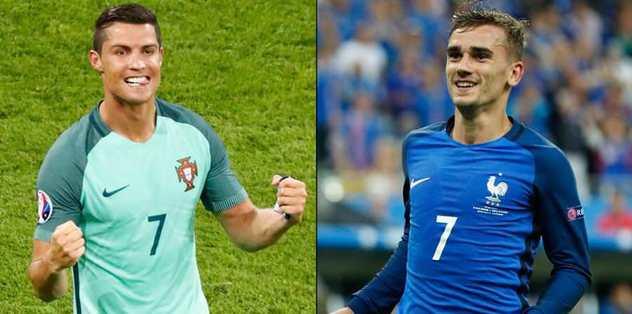 EURO 2016'nın en iyi 11'i belli oldu