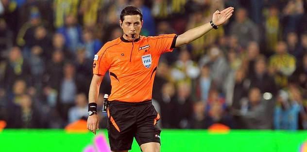 Palabıyık'a UEFA'dan görev