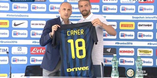 Caner Erkin'den Inter'e 3 yıllık imza