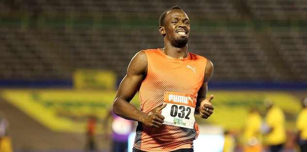 Usain Bolt'tan iyi haber