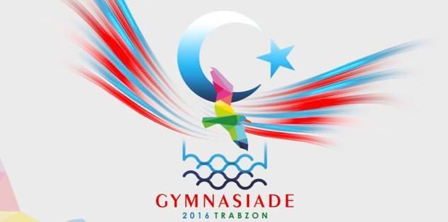 Olimpiyat ateşi Trabzon'da yakıldı