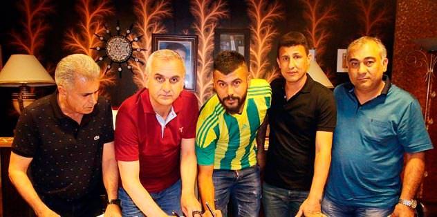Şanlıurfaspor'da 3 transfer daha