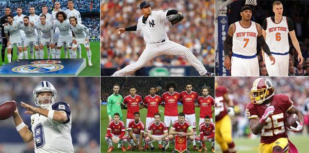 Dünyanın en değerli spor kulübü açıklandı