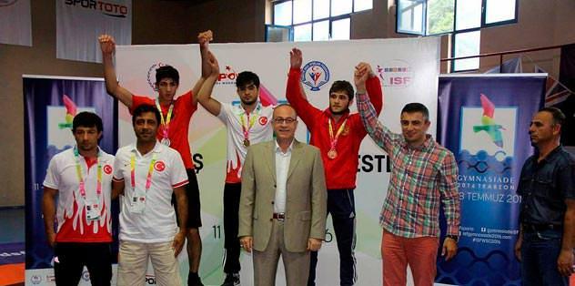 Trabzon'da şov