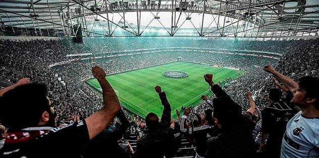 UEFA'dan çok özel paylaşım
