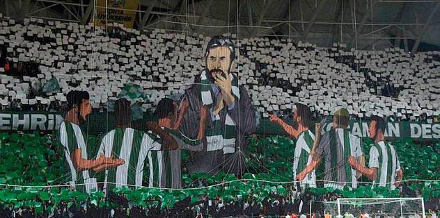 Konyaspor'da kombine şov