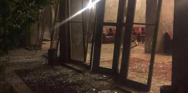 FETÖ'cüler meclisi bombaladı