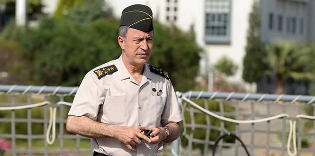 Genelkurmay Başkanı kurtarıldı