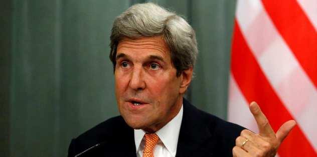 John Kerry'den 'Türkiye' açıklaması