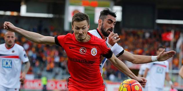 Galatasaray'dan ayrılmayacağım