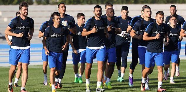 Trabzonspor, Türkiye'ye döndü