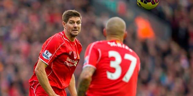 Gerrard'dan tebrik geldi
