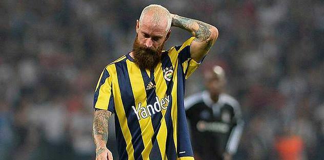 Meireles, Fenerbahçe'ye veda etti