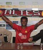 Brezilyalı ile 2 yıllık sözleşme imzalandı