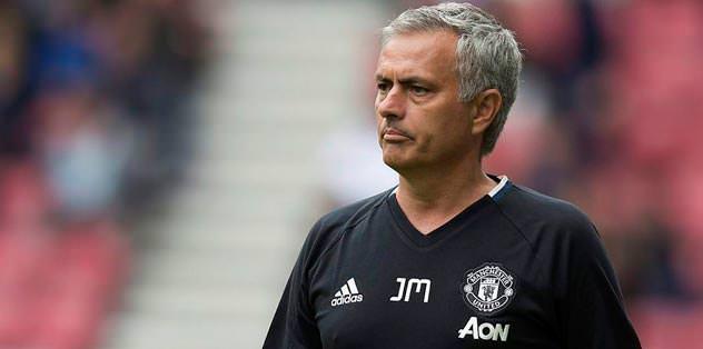 Mourinho'ya hırsız şoku
