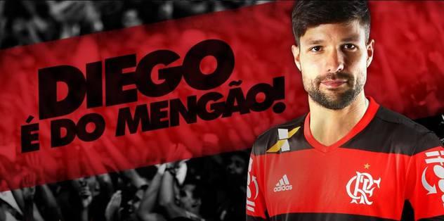Diego Ribas Flamengo'da