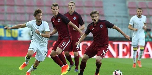 F.Bahçe 0-0 Sparta Prag