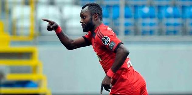 Akhisar, Chibuike transferini askıya aldı