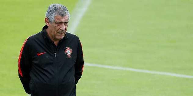 Portekiz, Santos ile sözleşme yeniledi