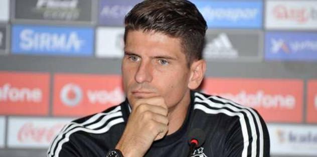 Beşiktaş'ta Gomez defteri kapandı