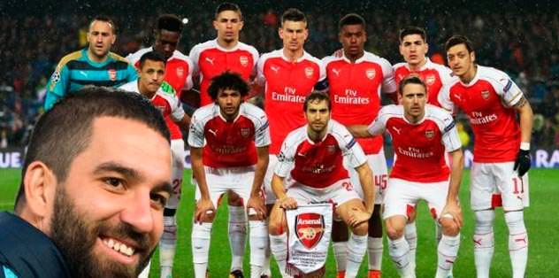 Arsenal ve Chelsea Arda'nın peşinde