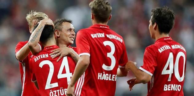 Bayern, City'i Erdal'la geçti