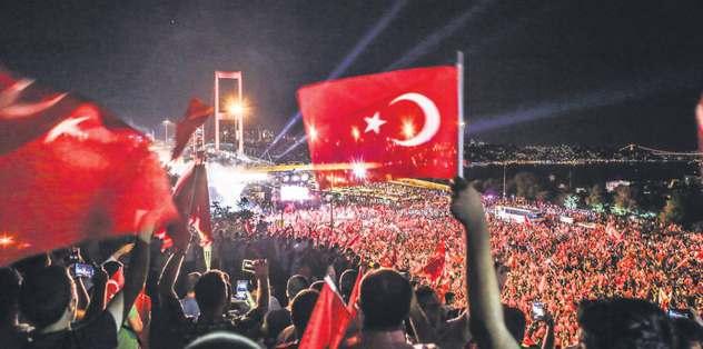 Biriz birliğiz Türkiye'yiz
