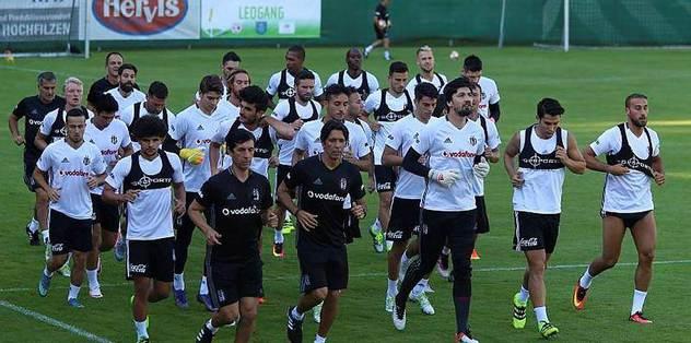 Beşiktaş'ın Leogang kabusu
