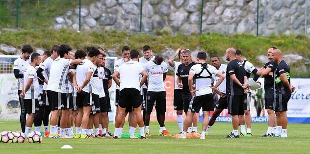 Beşiktaş'ın sakatlık çilesi!