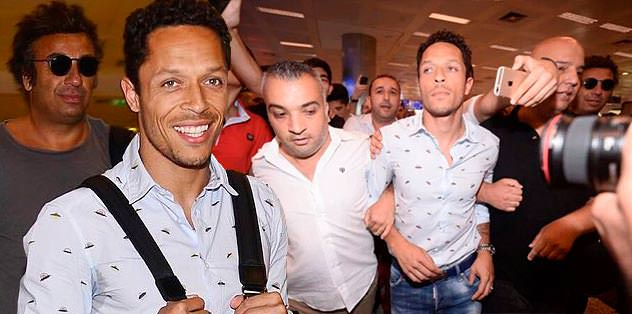 Hoşgeldin Adriano