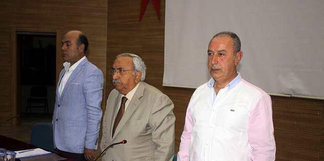 Kayseri Erciyesspor'da yönetim güven tazeledi