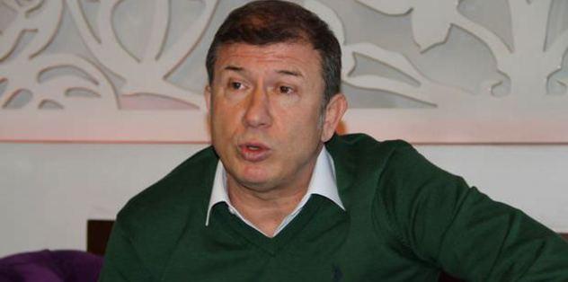 Tanju Çolak'tan çarpıcı açıklamalar
