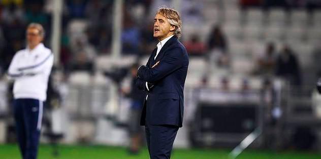 Mancini köpürdü