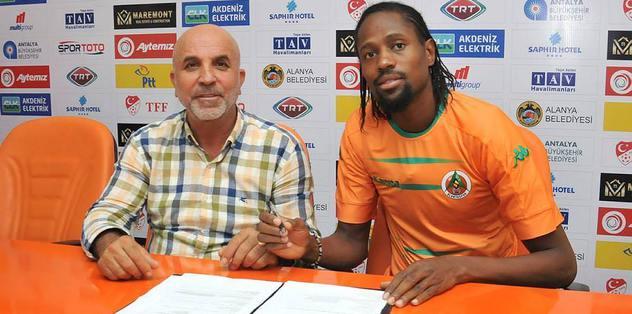 Abdoulaye Ba'nın yeni takımı Alanyaspor