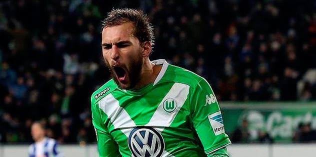 Wolfsburg'a rest çekti