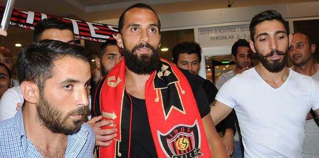 Erkan Zengin'e Eskişehir'de coşkulu karşılama