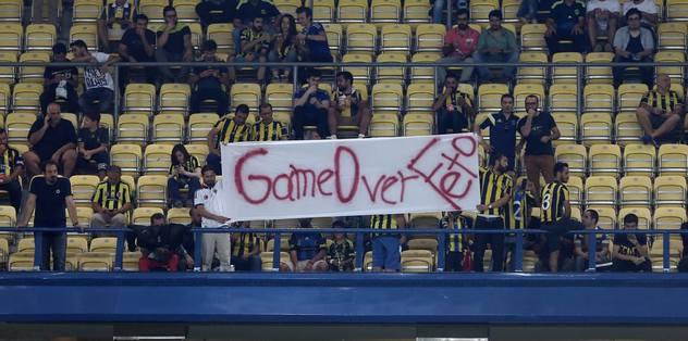 'Game Over FETÖ'