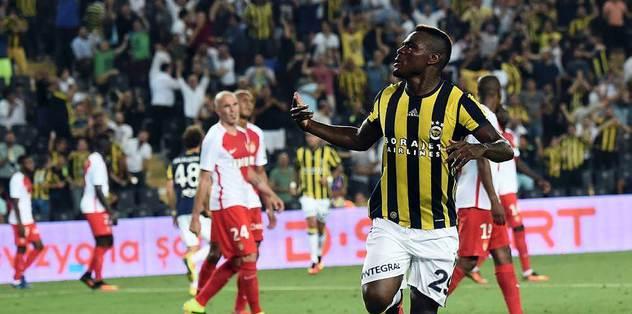 Fenerbahçe avantajı kaptı! Emenike'nin gecesi