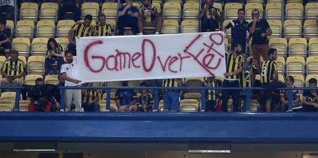 Game Over FETÖ
