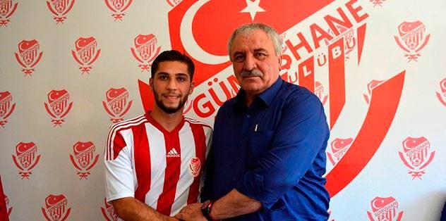 Çalhanoğlu Gümüşhane'de