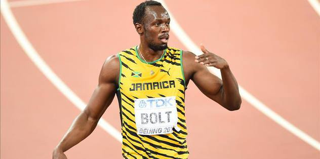 All eyes on Bolt